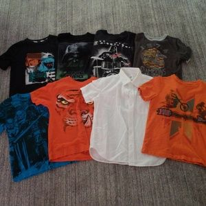 Boys Medium T-shirt Bundle